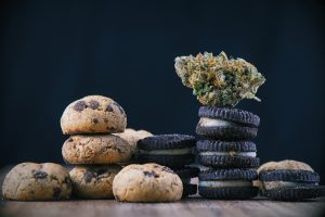 cannabis edibles and vaping